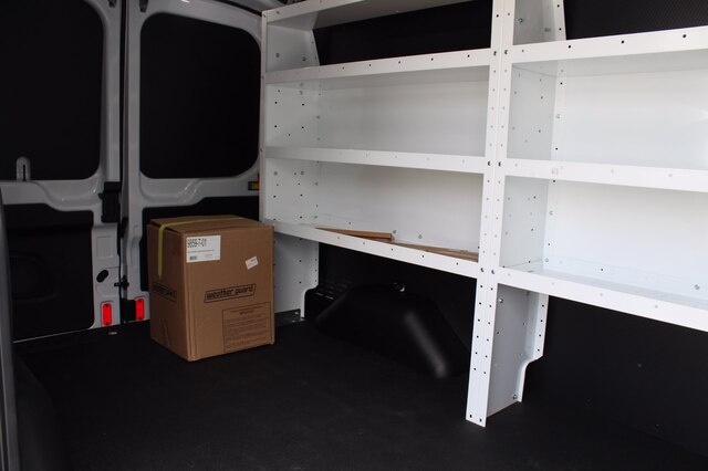 2020 Ford Transit 150 Med Roof RWD, Weather Guard General Service Upfitted Cargo Van #201156 - photo 24