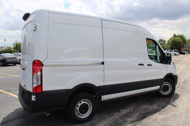 2020 Ford Transit 150 Med Roof RWD, Weather Guard General Service Upfitted Cargo Van #201156 - photo 10