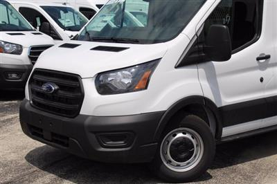 2020 Ford Transit 150 Med Roof RWD, Weather Guard General Service Upfitted Cargo Van #201156 - photo 5