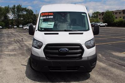 2020 Ford Transit 150 Med Roof RWD, Weather Guard General Service Upfitted Cargo Van #201156 - photo 8