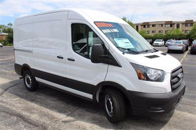 2020 Ford Transit 150 Med Roof RWD, Weather Guard General Service Upfitted Cargo Van #201156 - photo 9