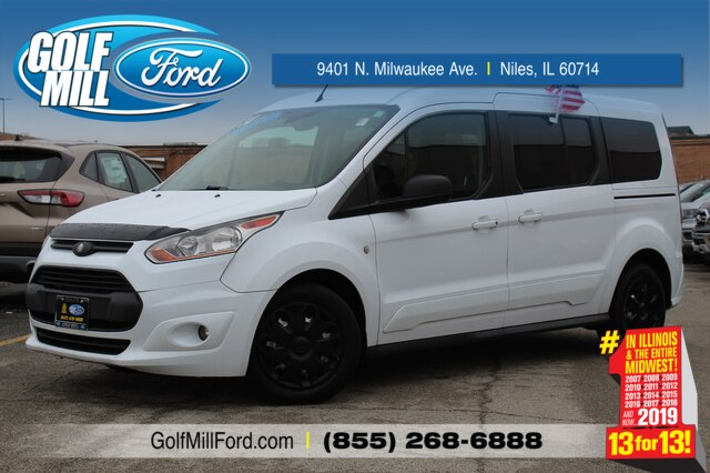 2014 Ford Transit Connect FWD, Passenger Wagon #201601A - photo 1