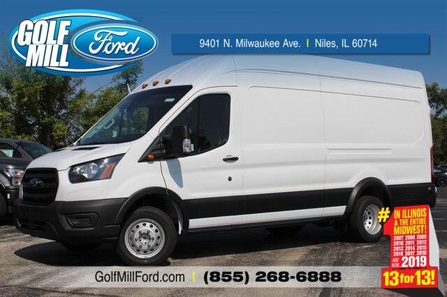 2020 Ford Transit 350 HD High Roof DRW RWD, Empty Cargo Van #201837 - photo 1