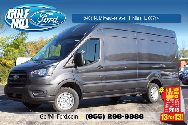 2020 Ford Transit 350 High Roof 4x2, Empty Cargo Van #201892 - photo 1