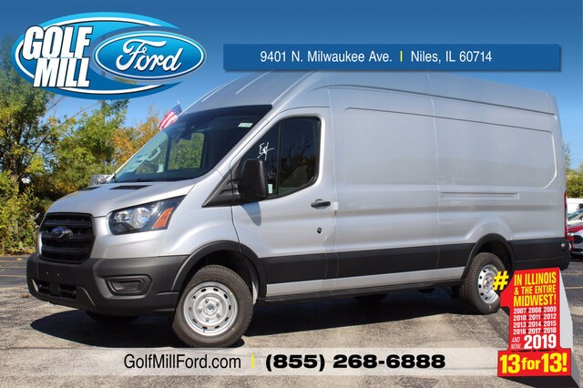 2020 Ford Transit 250 High Roof RWD, Empty Cargo Van #201899 - photo 1