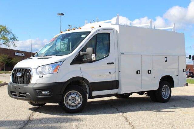 2020 Ford Transit 350 HD DRW RWD, Knapheide KUV Service Utility Van #201946 - photo 11