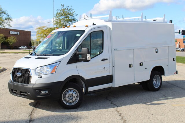 2020 Ford Transit 350 HD DRW RWD, Knapheide KUV Service Utility Van #201946 - photo 12
