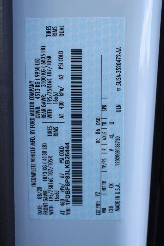 2020 Ford Transit 350 HD DRW RWD, Knapheide KUV Service Utility Van #201946 - photo 26