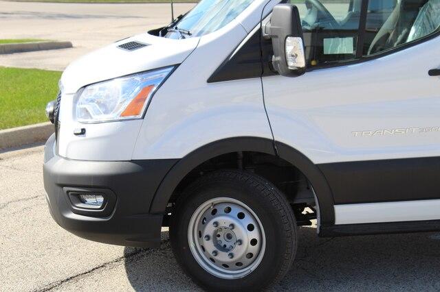 2020 Ford Transit 350 HD DRW RWD, Knapheide KUV Service Utility Van #201946 - photo 4