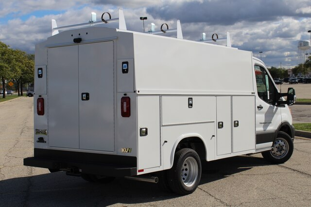 2020 Ford Transit 350 HD DRW RWD, Knapheide KUV Service Utility Van #201946 - photo 5