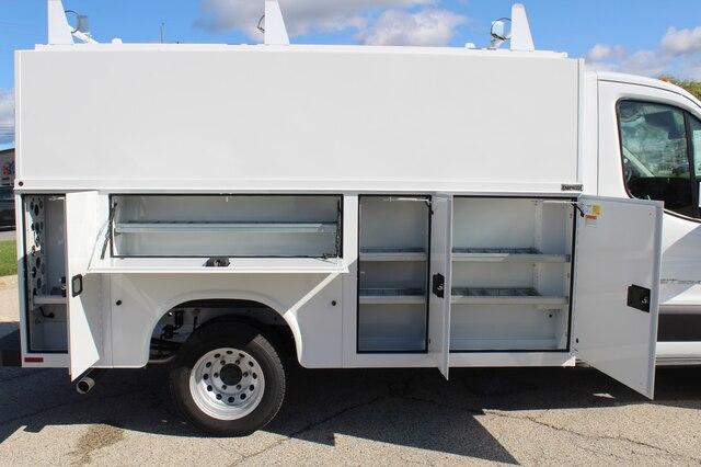 2020 Ford Transit 350 HD DRW RWD, Knapheide KUV Service Utility Van #201946 - photo 9
