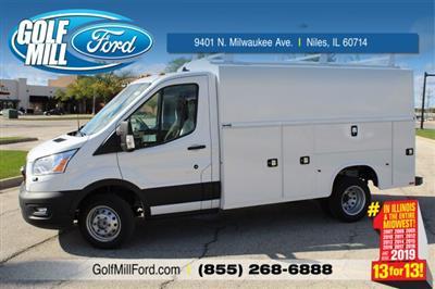 2020 Ford Transit 350 HD DRW RWD, Knapheide KUV Service Utility Van #201946 - photo 1