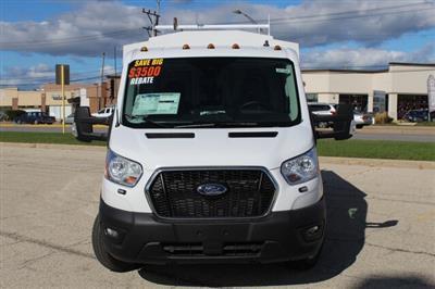 2020 Ford Transit 350 HD DRW RWD, Knapheide KUV Service Utility Van #201946 - photo 2