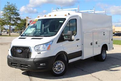 2020 Ford Transit 350 HD DRW RWD, Knapheide KUV Service Utility Van #201946 - photo 14