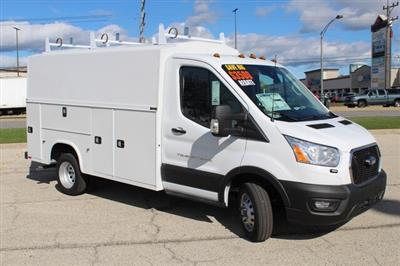 2020 Ford Transit 350 HD DRW RWD, Knapheide KUV Service Utility Van #201946 - photo 8