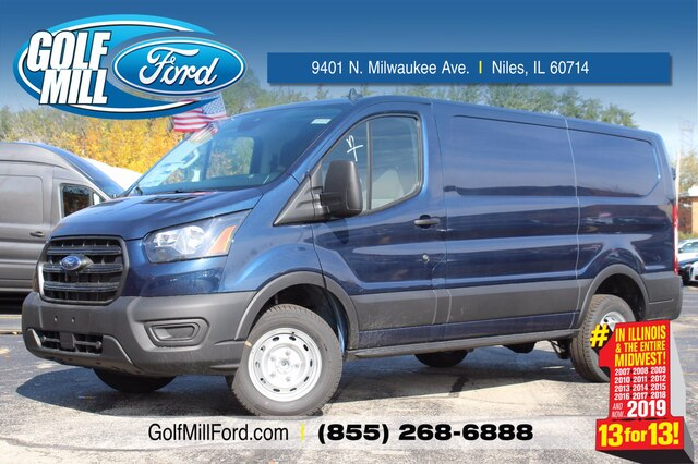 2020 Ford Transit 250 Low Roof RWD, Empty Cargo Van #201979 - photo 1