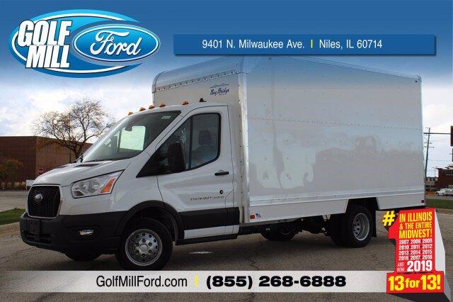 2020 Ford Transit 350 HD DRW RWD, Bay Bridge Cutaway Van #202029 - photo 1