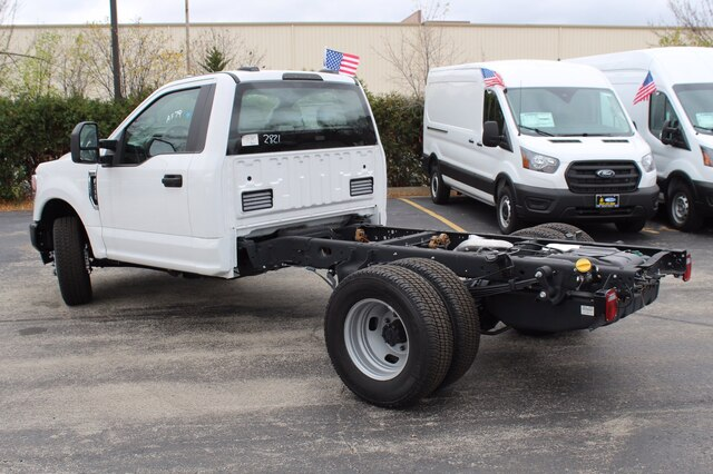 2020 Ford F-350 Regular Cab DRW 4x2, Cab Chassis #202101 - photo 1