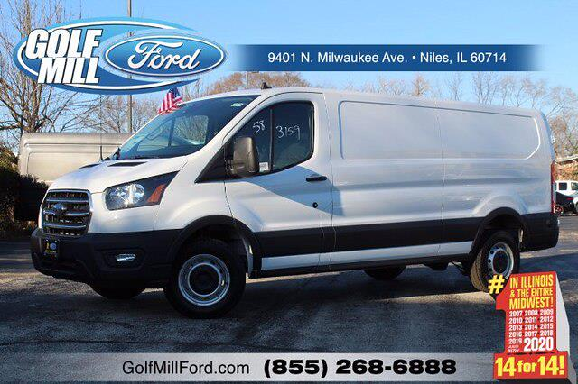 2020 Ford Transit 150 Low Roof 4x2, Weather Guard Upfitted Cargo Van #202170 - photo 1