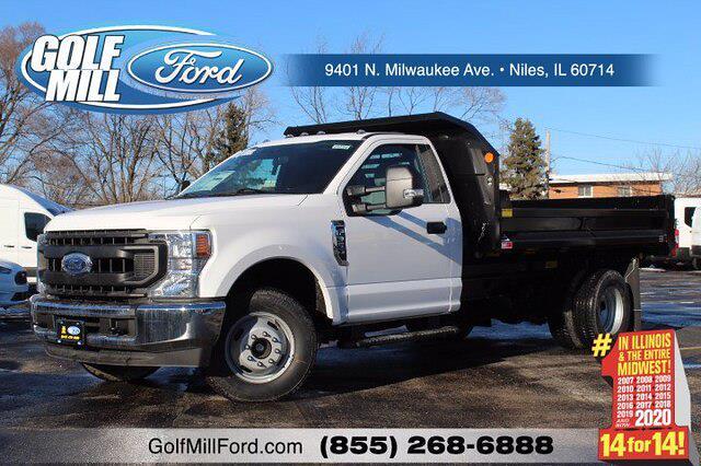 2020 Ford F-350 Regular Cab DRW 4x2, Monroe Dump Body #202204 - photo 1