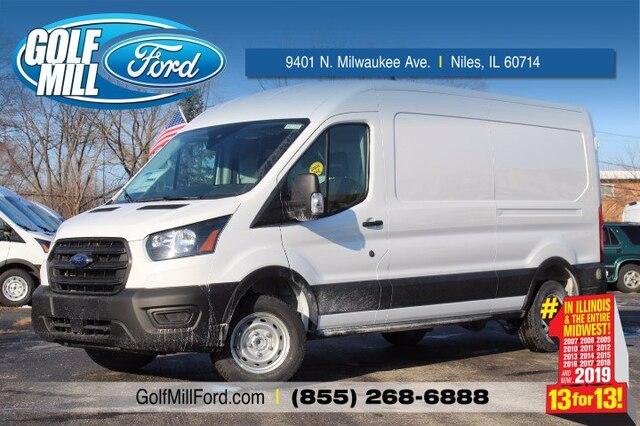 2020 Ford Transit 250 Med Roof 4x2, Knapheide Empty Cargo Van #202359 - photo 1