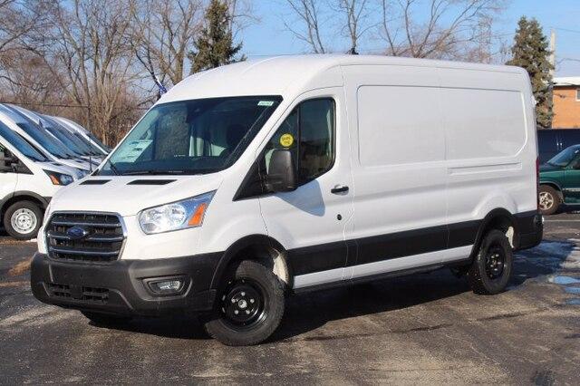 2020 Ford Transit 250 Med Roof 4x2, Knapheide Upfitted Cargo Van #202363 - photo 1