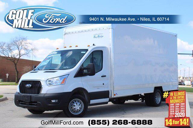 2020 Ford Transit 350 HD DRW 4x2, Bay Bridge Cutaway Van #202407 - photo 1
