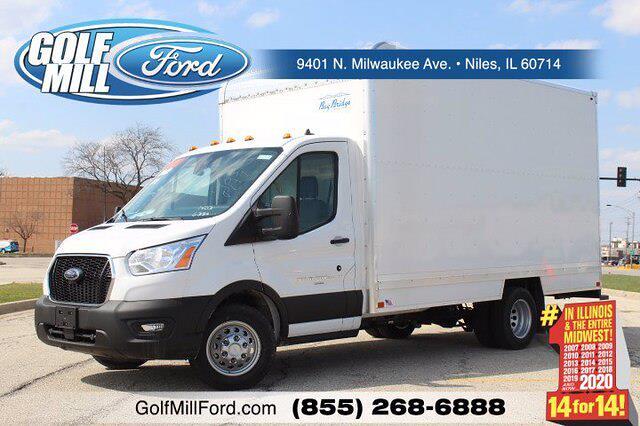 2020 Ford Transit 350 HD DRW 4x2, Bay Bridge Classic Cutaway Van #202408 - photo 1