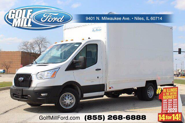 2020 Ford Transit 350 HD DRW 4x2, Bay Bridge Cutaway Van #202408 - photo 1