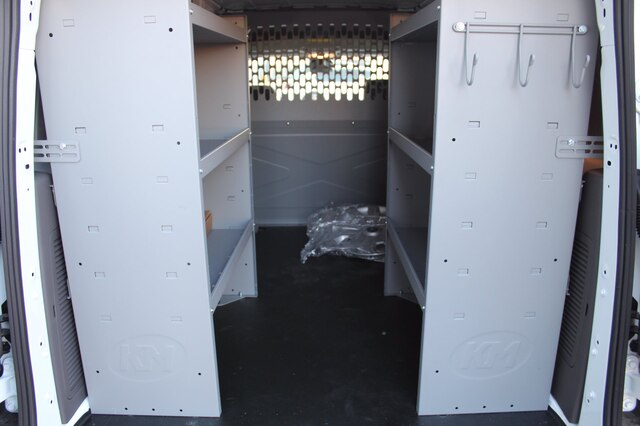 2021 Ford Transit Connect FWD, Upfitted Cargo Van #210037 - photo 1