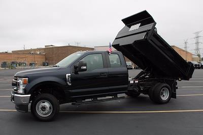 2021 Ford F-350 Super Cab DRW 4x4, Knapheide Drop Side Dump Body #210300 - photo 21