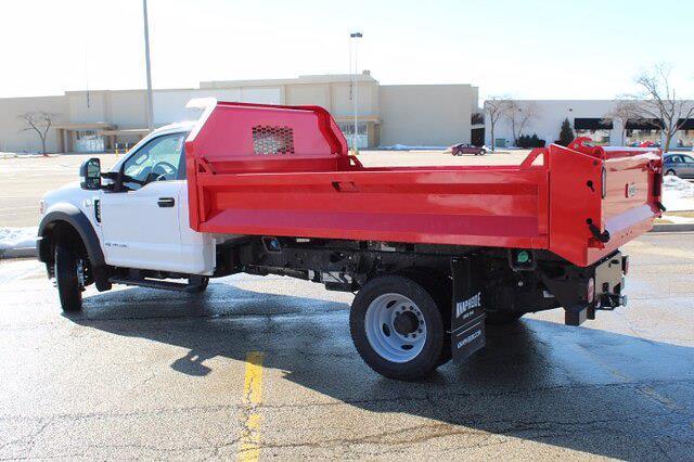 2021 Ford F-450 Regular Cab DRW 4x4, Knapheide Dump Body #210345 - photo 1
