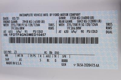 2021 F-450 Regular Cab DRW 4x2,  Knapheide KUVcc Service Body #210609 - photo 27