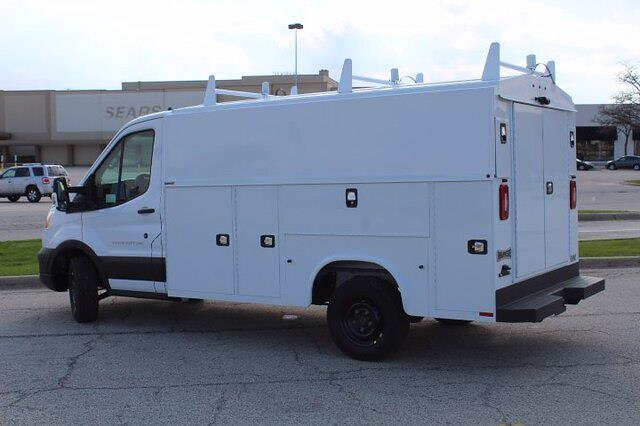 2021 Ford Transit 350 Low Roof 4x2, Knapheide Service Utility Van #210685 - photo 1