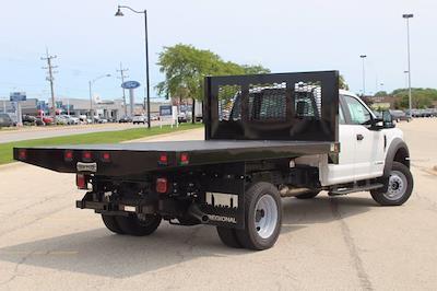 2021 F-450 Super Cab DRW 4x4,  Knapheide Platform Body #210743 - photo 10
