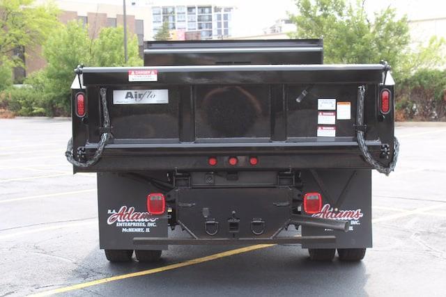 2021 F-550 Regular Cab DRW 4x2,  Air-Flo Pro-Class Dump Body #210876 - photo 10
