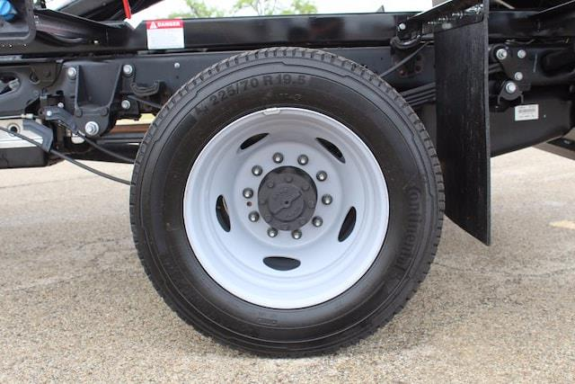 2021 F-550 Regular Cab DRW 4x2,  Air-Flo Pro-Class Dump Body #210932 - photo 25