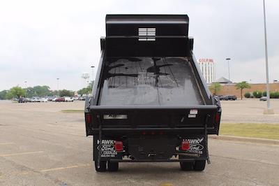2021 F-550 Regular Cab DRW 4x2,  Air-Flo Pro-Class Dump Body #210932 - photo 20