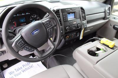 2021 F-550 Regular Cab DRW 4x2,  Air-Flo Pro-Class Dump Body #210932 - photo 9