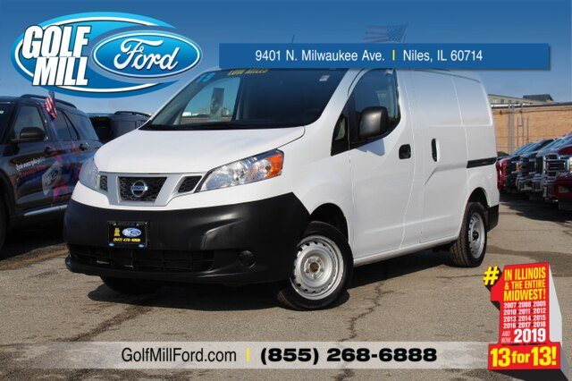 2019 Nissan NV200 4x2, Empty Cargo Van #X10195 - photo 1