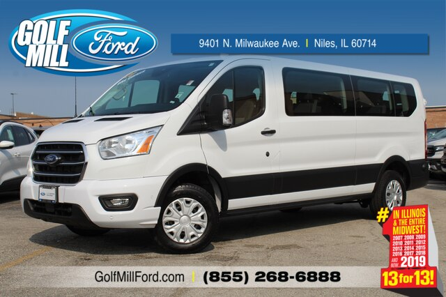 2020 Ford Transit 350 Low Roof RWD, Passenger Wagon #X10800 - photo 1