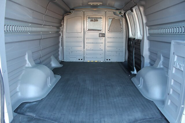 2017 Chevrolet Express 2500 RWD, Empty Cargo Van #X10805 - photo 1