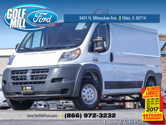 2017 ProMaster 1500 Low Roof, Cargo Van #X7632 - photo 1