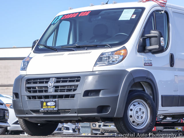 2017 ProMaster 1500 Low Roof, Cargo Van #X7632 - photo 3