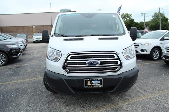 2017 Transit 350 Low Roof 4x2,  Passenger Wagon #X8002 - photo 5