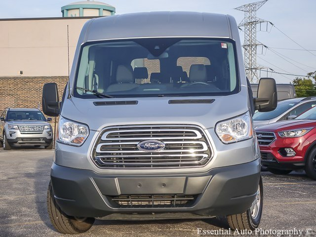2018 Transit 350 Med Roof 4x2,  Passenger Wagon #X8076 - photo 5