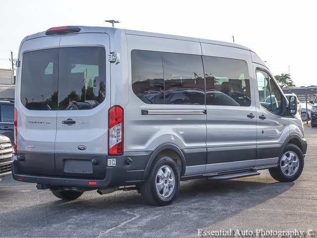 2018 Transit 350 Med Roof 4x2,  Passenger Wagon #X8076 - photo 2