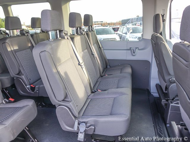 2018 Transit 350 Med Roof 4x2,  Passenger Wagon #X8076 - photo 9