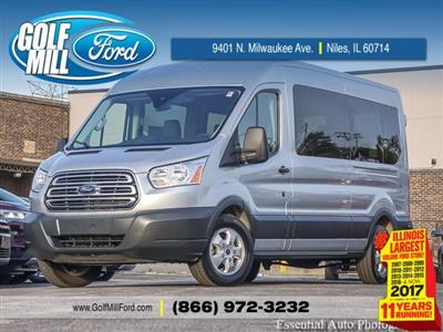 2018 Transit 350 Med Roof 4x2,  Passenger Wagon #X8076 - photo 1