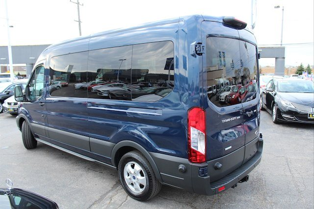 2018 Transit 350 Med Roof 4x2,  Passenger Wagon #X8096 - photo 2